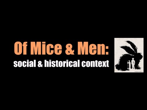 of mice men context information