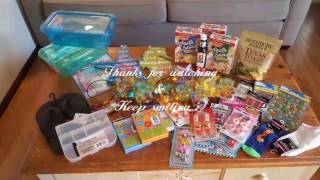 Gambar cover Dollar Tree Haul from 4-24-17