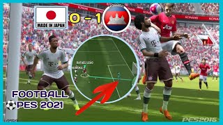 PES 2021 Manchester United To Player Football Khmer