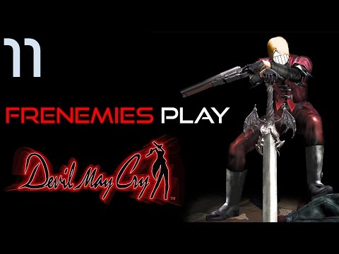 Giant Cock Fight - FP - Devil May Cry 11