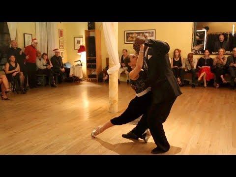 Ninah Beliavsky & Norman Hinestroza Grueso Tango