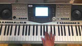 Ko Tamil Movie 2011 - Ennamo Yedho Piano Tutorial without chords (1st verse)