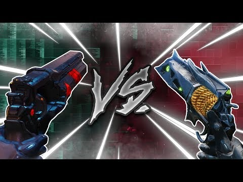 Which is King of Crucible? Ace of Spades vs Thorn (Destiny 2 PVP) thumbnail