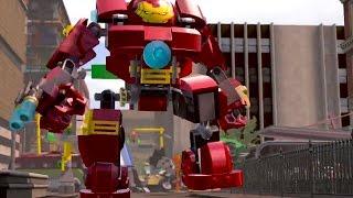 LEGO Avengers : le jeu vidéo (2015)