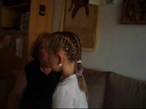 2009 08 08 Rieka's Neue Frisur Zur Einschulung YouTube