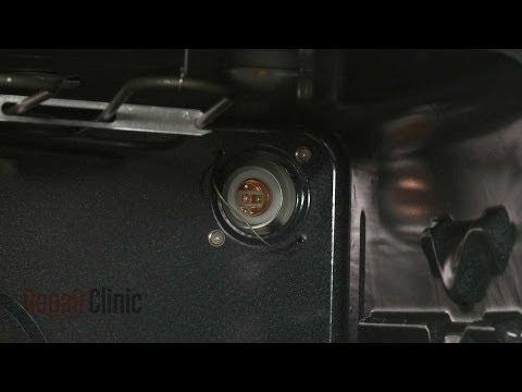 Light Socket - Kenmore Electric Range