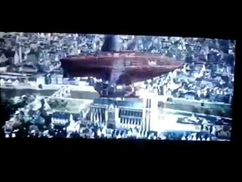 The Three Musketeers (2011) -    Airship Battle (3D Movie Scene) (3D Moment)