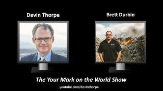 He Built An Organization From Trash To Restore Human Dignity - Brett Durbin, Trash Mountain Project