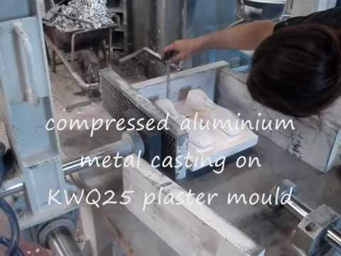 how to make aluminum shoe mold with silicone rubber by yourself wmv