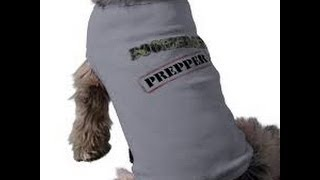 Doomsday Preppers - for PETS