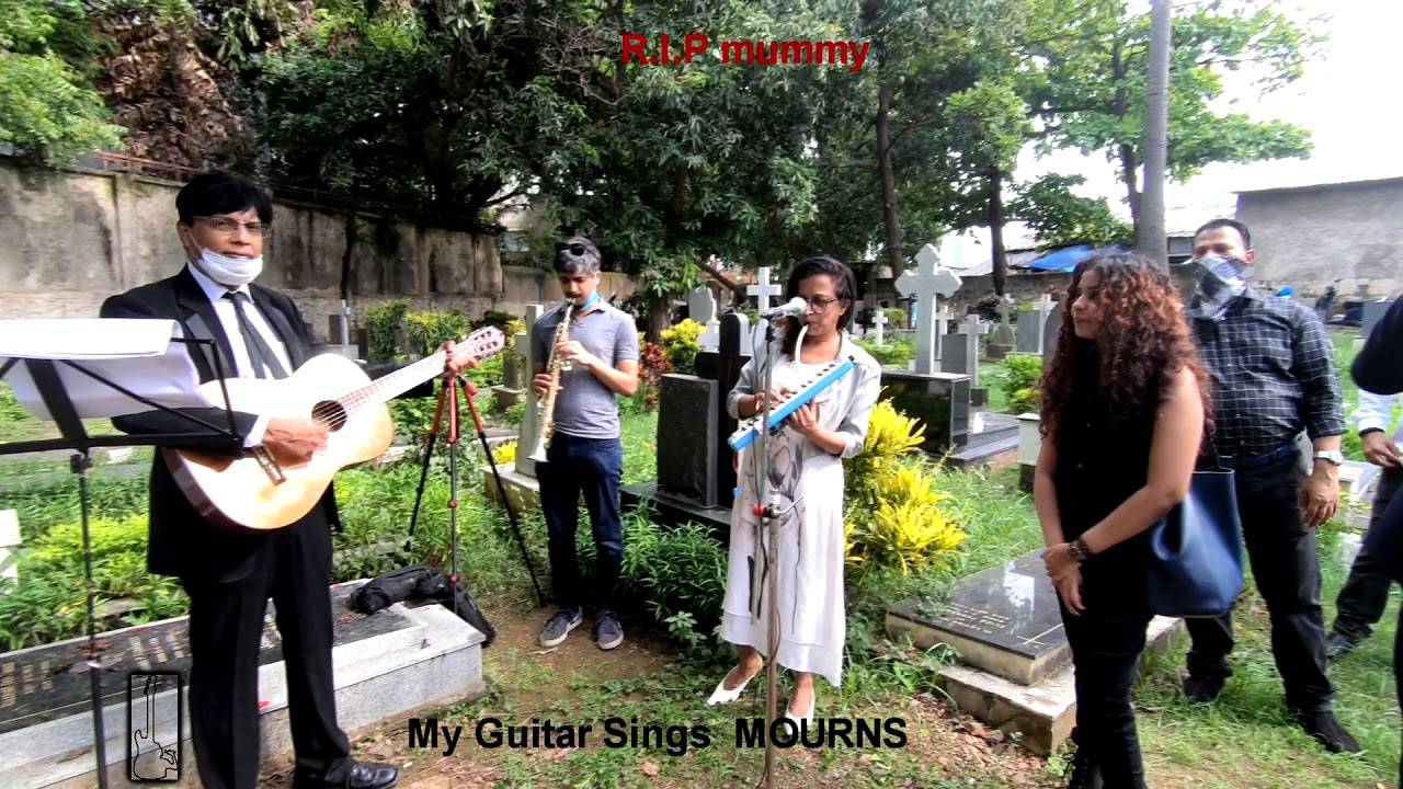 MY GUITAR SINGS MOURN'S - HOW GREAT THOU ART -  CHARLES SIQUEIRA VAZ