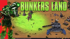 Bunkers Land Command & Conquer Red Alert 2 Yuri's Revenge