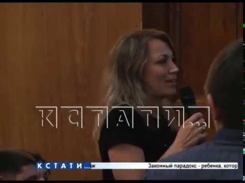 Видео: Коммунальные страсти на встрече мэра города с жителями Московского района
