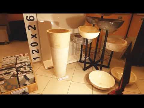 Lavabo Freestanding - versione PLUS