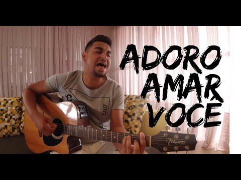 Adoro Amar Você - Israel Lucero (cover)