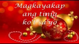 Repeat youtube video ABS CBN Christmas I D Station 2013 Magkasama Tayo Sa Kuwento Ng Pasko lyrics