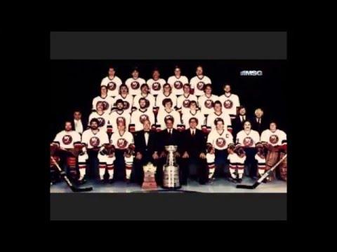 Bruce Bennett Shoots the NY Islanders Team Photo