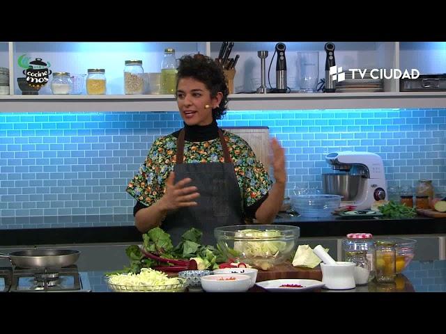 Cocinemos - Fermentos Suraia Abud