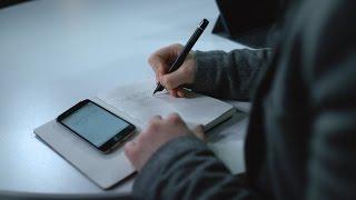 Moleskine's Smart Writing Set Instantly Digitizes Hand-Written Notes