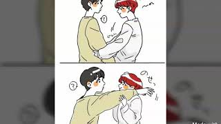 Jinhope fanart (crush on you)
