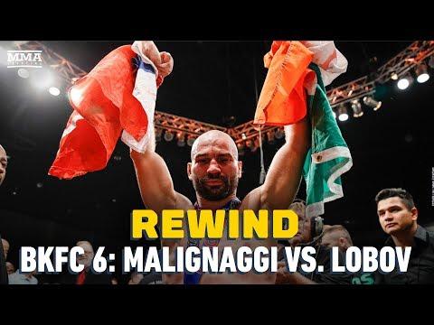 BKFC 6 Rewind: Artem Lobov Defeats Paulie Malignaggi, Ends Rivalry - MMA Fighting