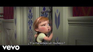 ¿Y Si Hacemos un Muñeco? (De Frozen: Una Aventura Congelada/Con letra)