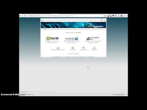 webmail error