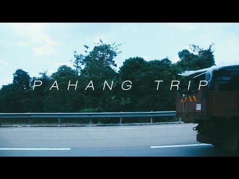 Trip to Pahang.