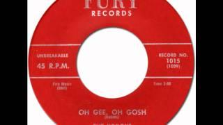 OH GEE, OH GOSH - The Kodoks [Fury 1015] 1957 * Doo-Wop