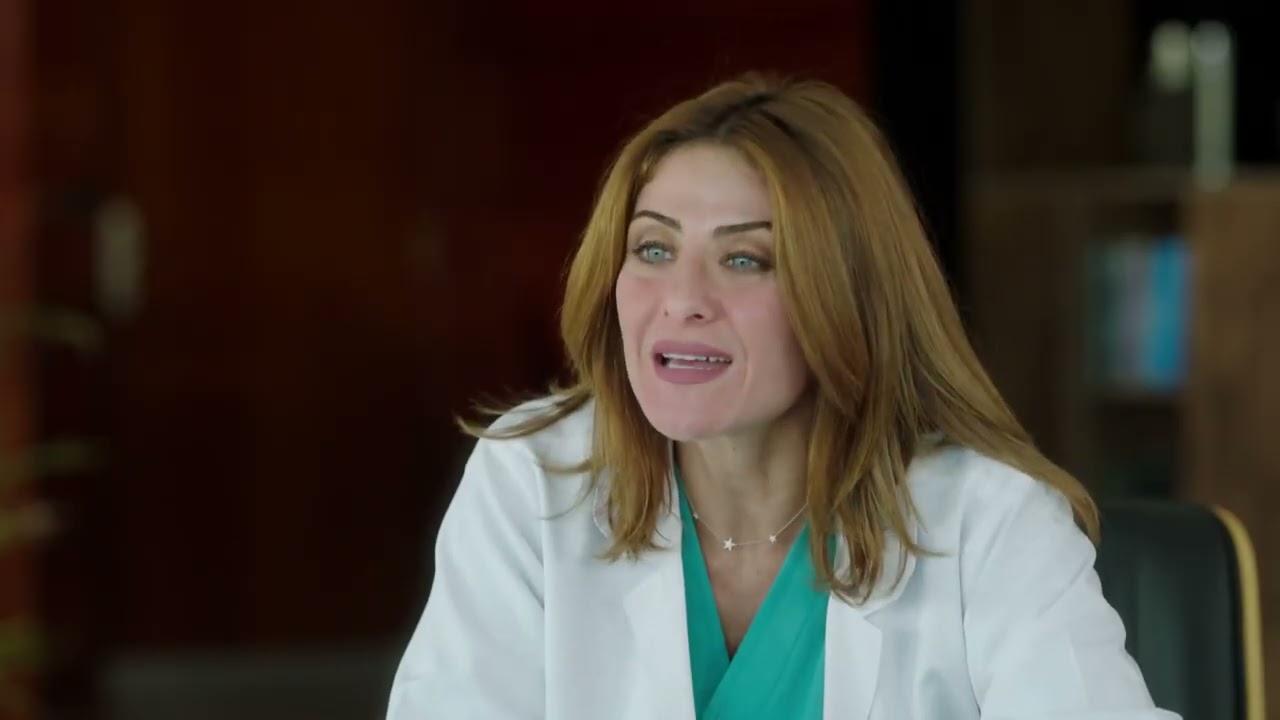 مروة دكتورة تخدير شاطرة جدا وعرفت تشخص حالة سارة مع إنه مش تخصصها#ورا_كل_باب