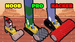 NOOB vs PRO vs HACKER - Stone Miner screenshot 5