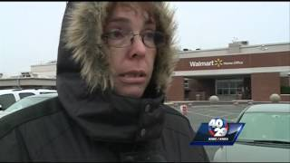 People protest Walmart over wrongful termination claims