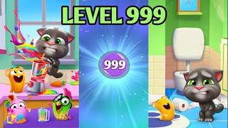 My Talking Tom 2 - Level 999(edited) - GAMEPLAY 4U screenshot 5
