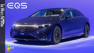 2022 Mercedes-Benz EQS Edition One | Exterior, Interior