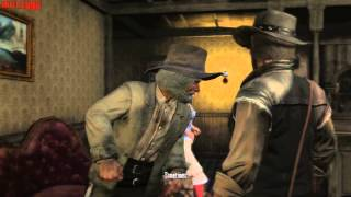 Red Dead Redemption - Mission #1 - Exodus In America