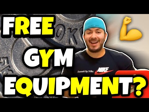 Buying Gym Equipment For Home   Where to Buy Used Essential Gym Equipment