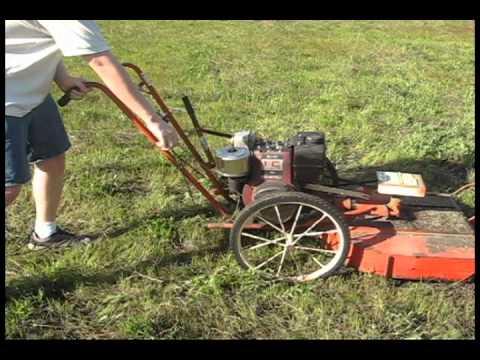 self propelled lawn mower nz