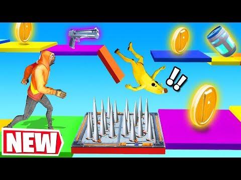 *NEW* Custom BOARD GAME Minigame! (Fortnite Creative)