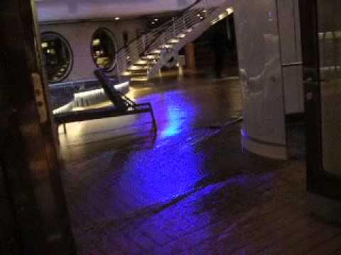 Disney Fantasy Hurricane Sandy 10-27-2012