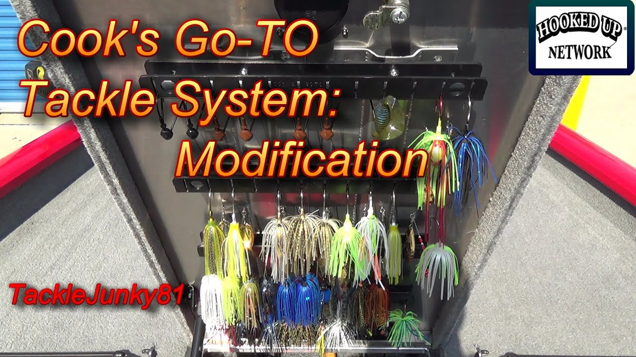 Cook S Go To Tackle System Modification Tacklejunky81