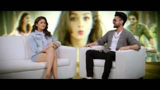 Alia bhatt | full interview | b jay randhawa | tashan da peg | 9x tashan