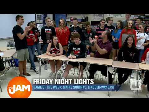 Game Of The Week: Friday Night Lights with Maine South High School