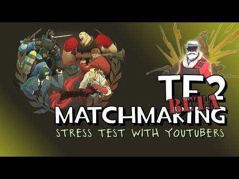 test matchmaking