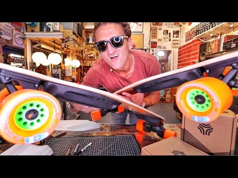 Thumbnail: THE ONLY THING BETTER THAN A BOOSTED BOARD