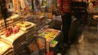 Mystic INDIA - Haridwar, Rishikesh, Devprayag - Part 3 - Haridwar k bajaar ki raunak