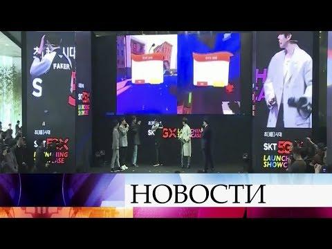 О создании в России связи нового поколения 5G рассказал Владимиру Путину вице-премьер Максим Акимов.