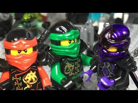 Ninjago Lost Realm Episode 8: The Final Task