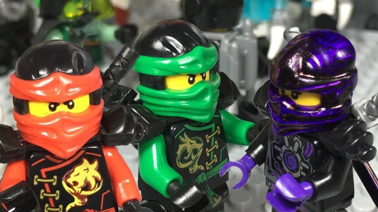 Ninjago Lost Realm Episode 8 The Final Task  YouTube