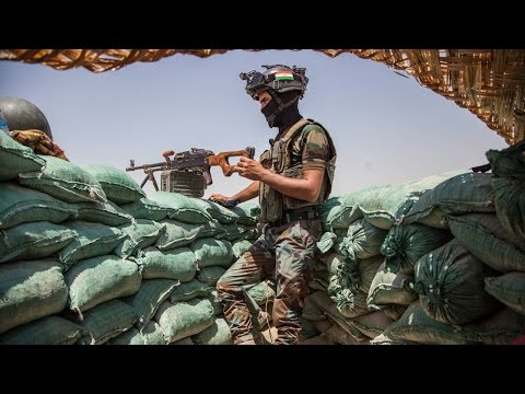 Iraqi forces 'reach besieged Amerli'