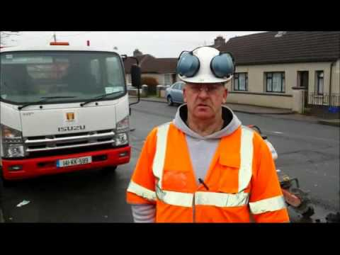 CCC Water Workers have their say on Irish Water.